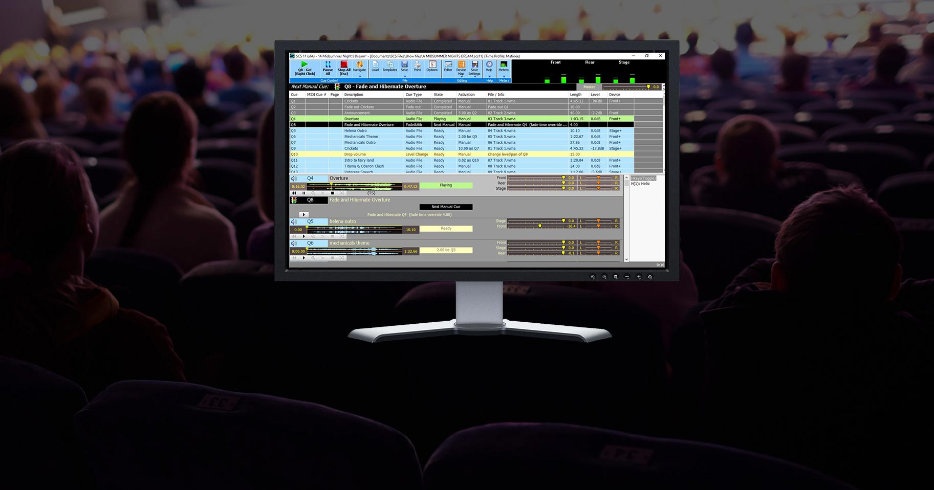 Home - Show Cue Systems